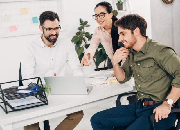 5 dicas de decoração para promover o bem-estar no ambiente de trabalho (Foto: Depositphotos_228675656_s-2019)