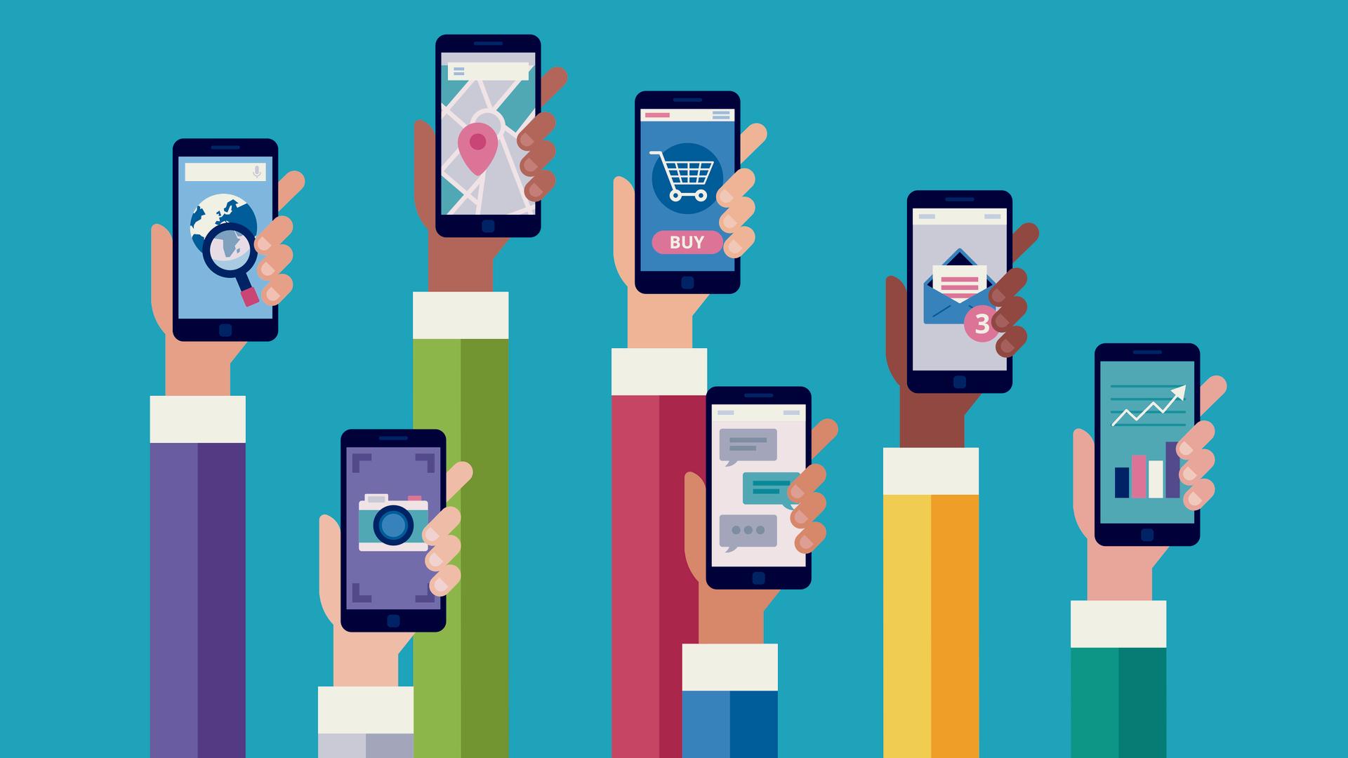 Veja como ganhar dinheiro desenvolvendo apps